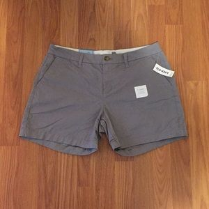 NWT Gray Old Navy Shorts